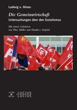 The Social Economy: Studies on the book image Socialism