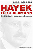 Hayek f�r jedermann book image