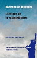 L'�thique de la redistribution book image