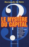 Le mystère du capital book image