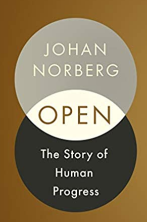 Open: The Story of Human Progress cover
