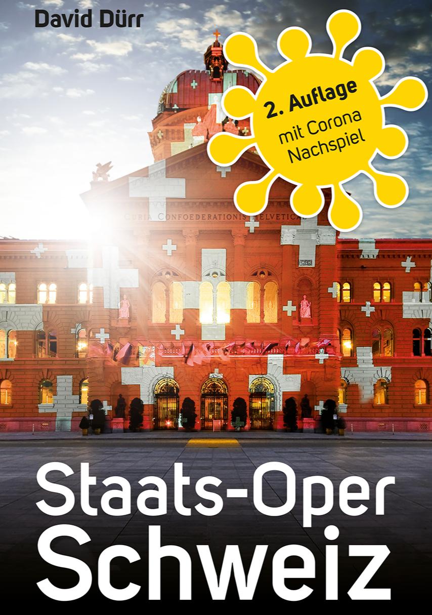 State Opera Switzerland: a few stars, many Staatisten book image