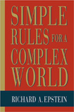 Simple Rules for a Complex World book image
